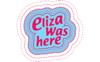 Eliza was here vanaf Eindhoven