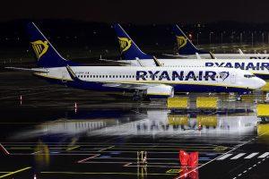 Ryanair vanaf Eindhoven