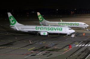 Transavia vanaf Eindhoven