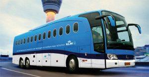 KLM-bus Eindhoven Schiphol