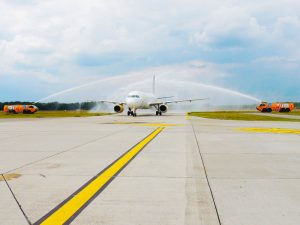 Vueling Eindhoven Airport
