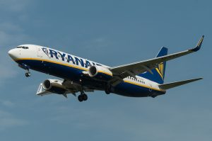 Ryanair vanaf Eindhoven naar Bologna
