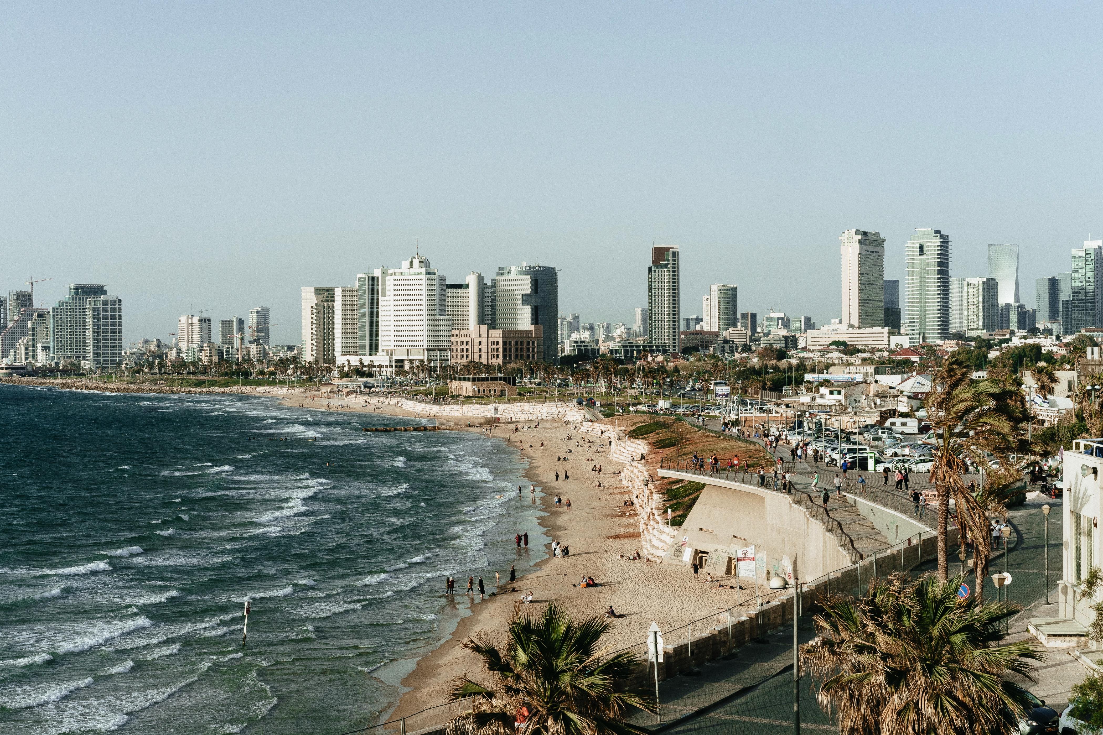 Tel Aviv vanaf Eindhoven