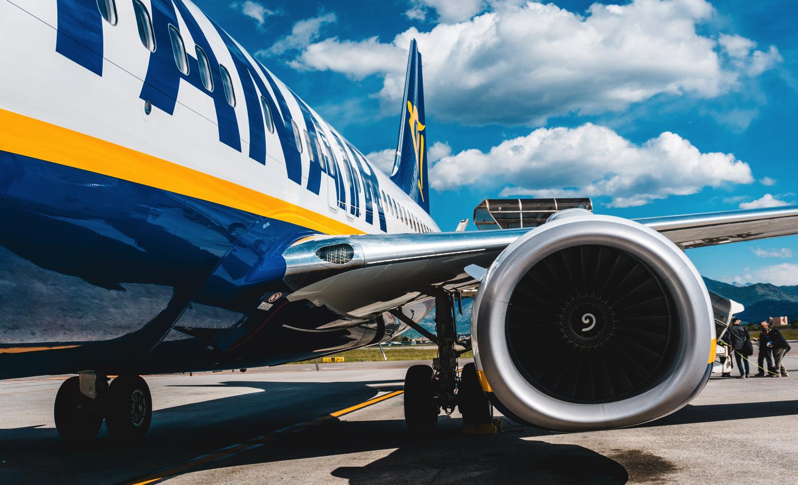 staling Ryanair